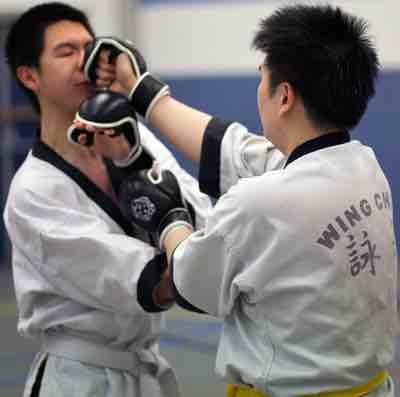 vechtsport Kinderen