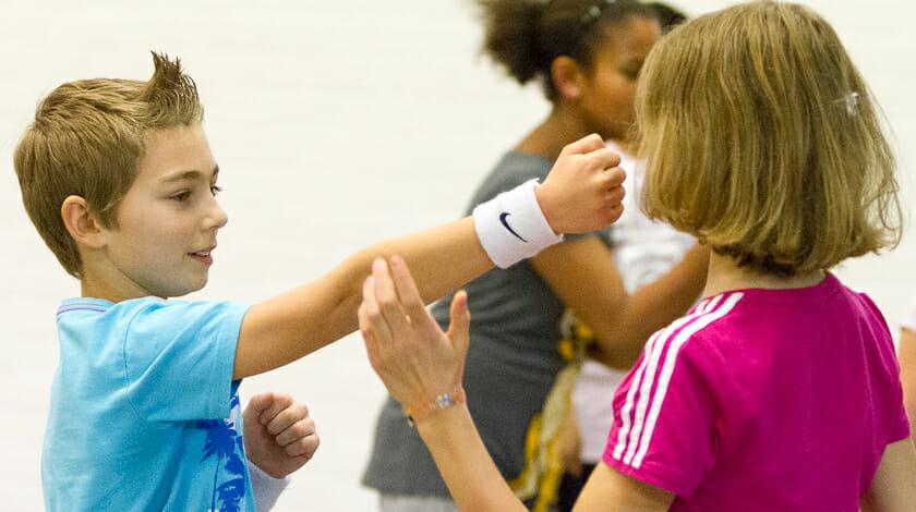 Vechtsport voor Kinderen